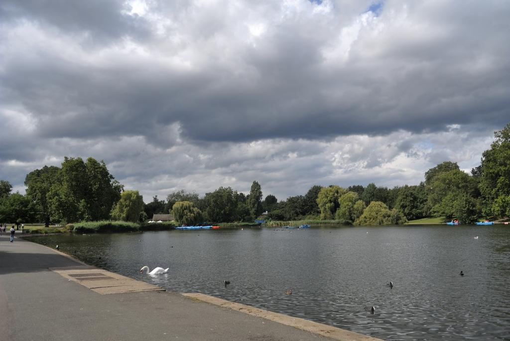 Regent's park | www.missathletique.com
