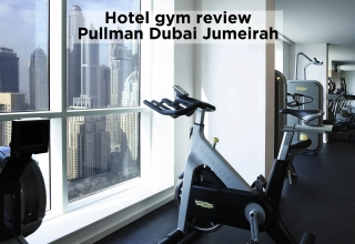 Hotel gym review: Dubai: Pullman Dubai Jumeirah Lakes Towers